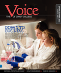 The Voice, Spring/Summer 2013: Volume 58, Issue 3 by Dordt College