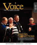 The Voice, Fall 2012: Volume 58, Issue 1