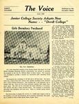 The Voice, April 1956