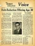 The Voice, April 1960
