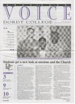 The Voice, Spring 2000: Volume 45, Issue 3