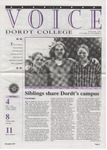 The Voice, Winter 1997: Volume 43, Issue 2