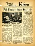 The Voice, December 1960: Volume 6, Issue 9