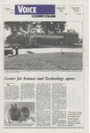 The Voice, October 1990: Volume 36, Issue 1 by Dordt College
