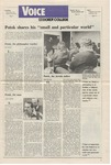 The Voice, December 1989: Volume 35, Issue 2 by Dordt College