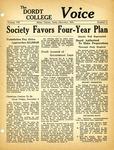 The Voice, December 1961: Volume 7, Issue 6