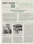 The Voice, March 1981: Volume 27, Issue 3 by Dordt College
