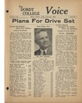 The Voice, February 1962: Volume 8, Issue 1