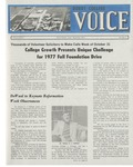 The Voice, November 1977: Volume 24, Issue 2