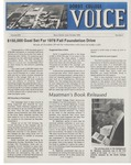 The Voice, October 1978: Volume 25, Issue 2 by Dordt College
