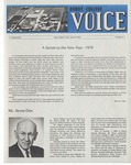 The Voice, January 1979: Volume 25, Issue 3 by Dordt College