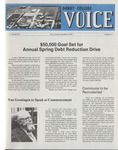 The Voice, March 1979: Volume 25, Issue 4 by Dordt College