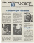 The Voice, September 1979: Volume 26, Issue 1 by Dordt College