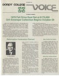 The Voice, October 1979: Volume 26, Issue 2 by Dordt College