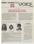 The Voice, March 1980: Volume 26, Issue 3 by Dordt College