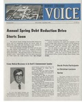 The Voice, March 1976: Volume 22, Issue 4 by Dordt College