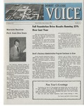 The Voice, January 1976: Volume 22, Issue 3 by Dordt College