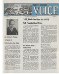 The Voice, November 1975: Volume 22, Issue 2 by Dordt College