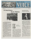 The Voice, June 1975: Volume 21, Issue 5 by Dordt College