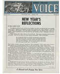 The Voice, January 1975: Volume 21, Issue 3 by Dordt College
