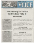 The Voice, October 1974: Volume 21, Issue 2