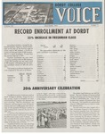 The Voice, September 1974: Volume 21, Issue 1