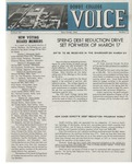 The Voice, March 1974: Volume 20, Issue 4