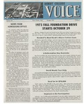 The Voice, October 1973: Volume 20, Issue 2