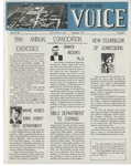 The Voice, September 1973: Volume 20, Issue 1