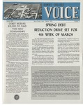 The Voice, March 1973: Volume 19, Issue 4