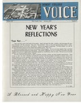 The Voice, January 1973: Volume 19, Issue 3