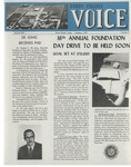 The Voice, October 1972: Volume 19, Issue 2