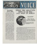The Voice, March 1972: Volume 18, Issue 3
