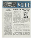 The Voice, January 1972: Volume 18, Issue 2