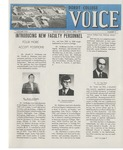 The Voice, April 1971: Volume 17, Issue 5