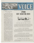 The Voice, March 1971: Volume 17, Issue 4