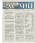 The Voice, January 1971: Volume 17, Issue 3