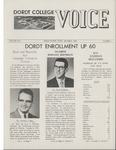 The Voice, October 1969: Volume 16, Issue 1