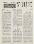 The Voice, June 1969: Volume 15, Issue 4