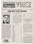 The Voice, October 1968: Volume 15, Issue 1