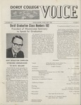 The Voice, May 1968: Volume 14, Issue 4