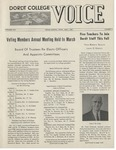 The Voice, May 1967: Volume 13, Issue 4