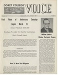 The Voice, February 1967: Voluem 13, Issue 2
