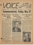 The Voice, May 1966: Volume 12, Issue 2