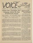 The Voice, October 1965: Volume 11, Issue 5