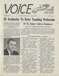 The Voice, June 1966: Volume 12, Issue 3