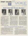The Voice, September 1982: Volume 29, Issue 1