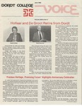 The Voice, June 1982: Volume 28, Issue 5 by Dordt College