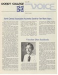 The Voice, January 1982: Volume 28, Issue 3 by Dordt College