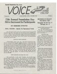 The Voice, October 1966: Volume 12, Issue 5